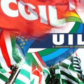 Cgil, Cisl e Uil: