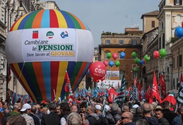 riforma pensioni legge Fornero