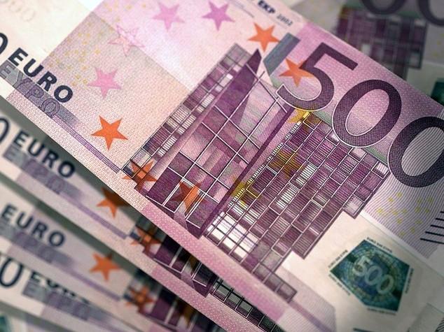 banconota 500 euro bce stop