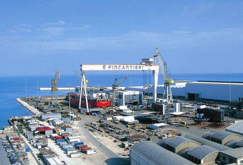 Ficantieri: Giuseppe Bono e Finmeccanica battono la Francia