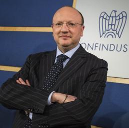 Vincenzo Boccia: bisogna costruire una piattaforma di scambio salario-produttività