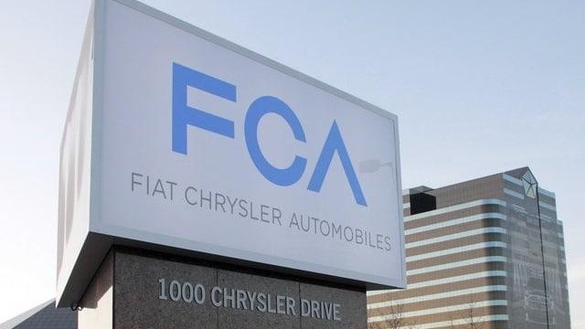 Fiat Chrysler Automobiles: vendite in aumento, a Maggio +25,3%