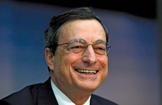 Mario Draghi: ritardare le riforme non fa bene all'economia