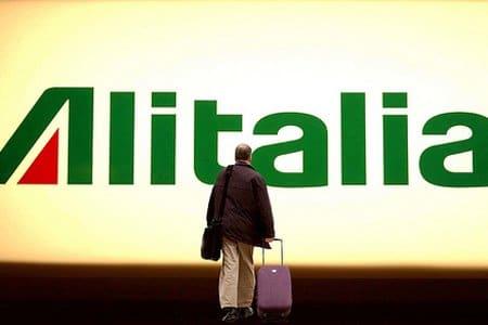 Alitalia: previsto caos sui cieli italiani per lo sciopero di domani 5 Luglio