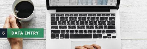 lavoro da casa online data-entry