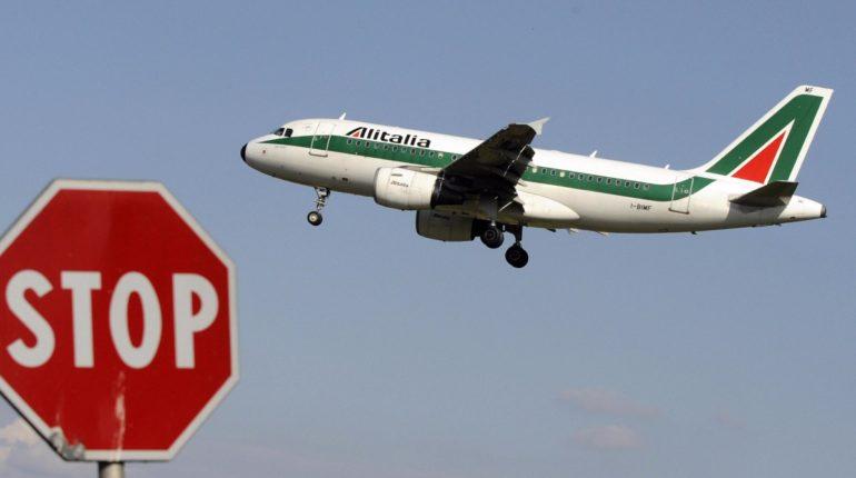 Alitalia indetto sciopero di 24 ore per il 13 Dicembre
