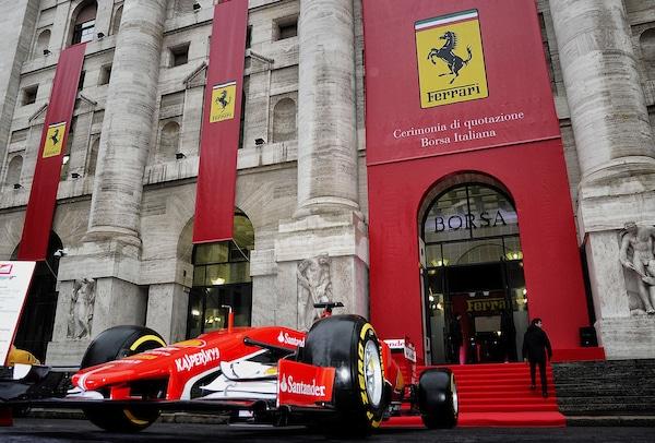 Ferrari, terzo trimestre 2019: chiusura da Record per il Cavallino - Economia Finanza