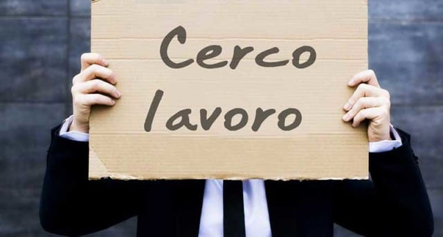 Disoccupazione in Italia tutti i numeri